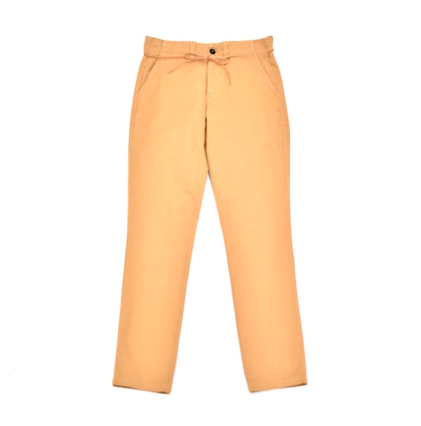 "画像1: HOMECORE 16AW CHINO PANTS ""Gold Beige"""