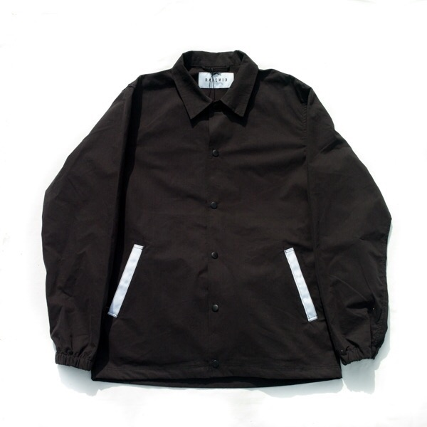 画像1:   RAVENIK×PORTER BACK POCKET CORCH JACKET black