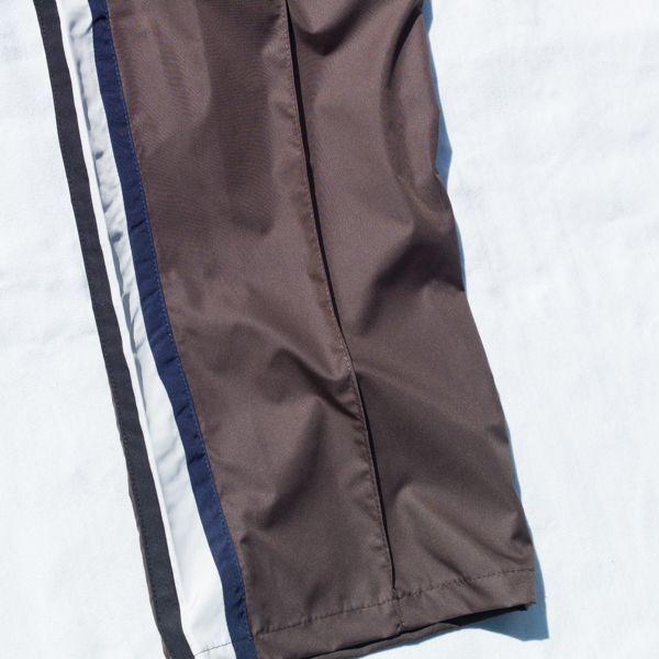 画像3:   TRICOLORE SPORTS PANTS brown