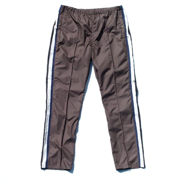 画像1:   TRICOLORE SPORTS PANTS brown