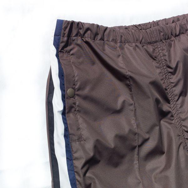画像2:   TRICOLORE SPORTS PANTS brown