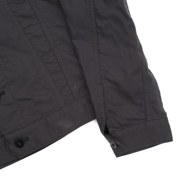 画像4: ts(s) Double Flap Pocket Short Jacket charcoal