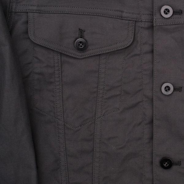 画像3: ts(s) Double Flap Pocket Short Jacket charcoal