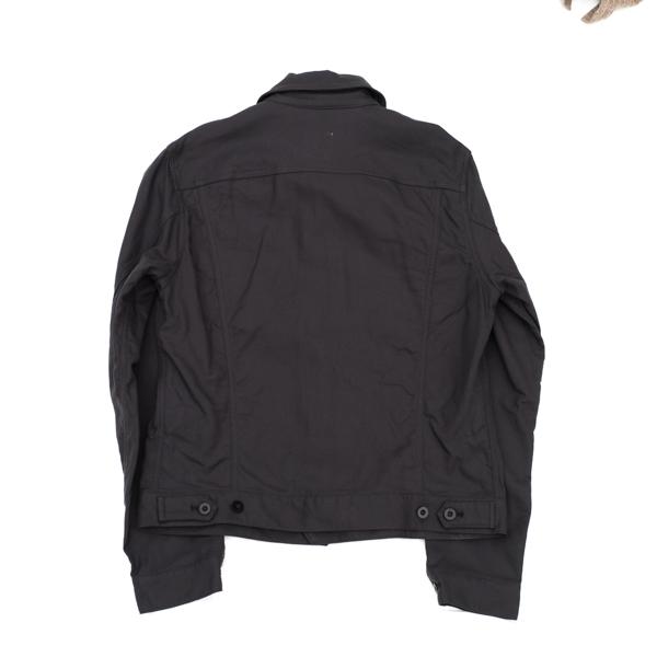 画像5: ts(s) Double Flap Pocket Short Jacket charcoal