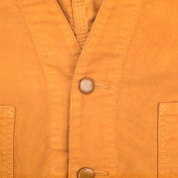 画像3: BRU NA BOINNE 5305 プーカ スエードジャケット オレンジ