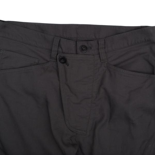 画像2: ts(s) Slant Fly Front Pants charcoal