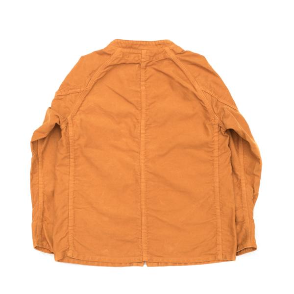 画像5: BRU NA BOINNE 5305 プーカ スエードジャケット オレンジ