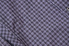 画像4: gingham shirts-navy ts(s) (4)