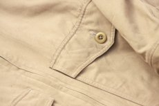 画像5: military zip short jacket (5)