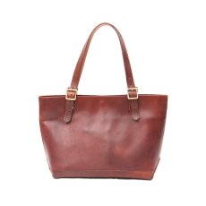 画像1: TRAVEL MINI TOTE BAG c.brown (1)