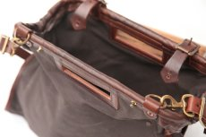 画像5: CITY MAIL BAG d.brown (5)