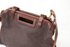 画像2: CITY MAIL BAG d.brown (2)