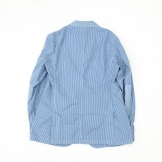 画像9: 2 Button Jacket-blue (9)