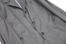 画像2: 3 BUTTON JACKET gray (2)