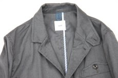 画像4: 3 BUTTON JACKET gray (4)