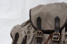 画像4: ARMY BACK PACK GRAY (4)