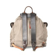 画像5: ARMY BACK PACK GRAY (5)