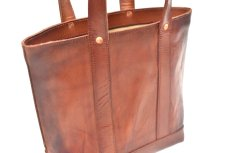 "画像7: LEATHER MINI DAY OFF BAG ""Brown"" (7)"