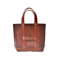 "画像1: LEATHER MINI DAY OFF BAG ""Brown"" (1)"
