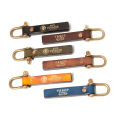 "画像1: vasco×HOMEDICT ""MOTEL LEATHER KEY HOLDER"" (1)"