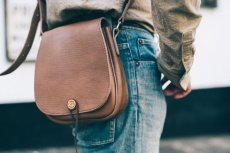 画像6: RSW LEATHER SHOULDER BAG PORTER MADE (6)