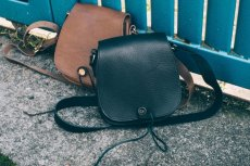 画像8: RSW LEATHER SHOULDER BAG PORTER MADE (8)