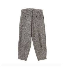 画像3: ts(s) Slant Fly Front Pants charcoal (3)