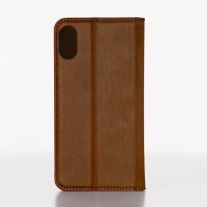 画像3: Demiurvo i-PHONE CASE 『PEBBLY』camel (3)