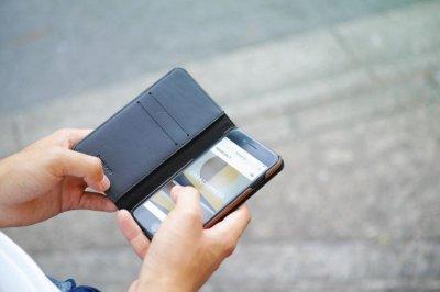 画像2: Demiurvo i-PHONE CASE 『PEBBLY』