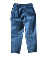 画像3: EYELET DENIM PANTS BLUE (3)