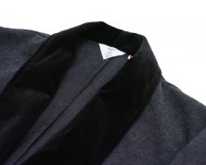 画像4: SMOKING JACKET GRAY (4)