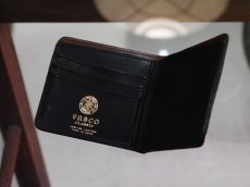 画像2: ITALIAN LEATHER SHORT WALLET (2)