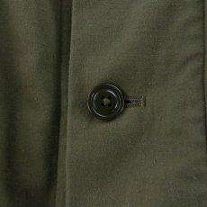 画像6: VARDE77 62' US ARMY VESICANT GAS PROTECTIVE COAT〈SOLID〉 OLIVE (6)