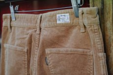 画像14: VINTAGE STRETCH CORDUROY PANTS BEIGE (14)