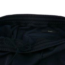 画像9: LINE TRACK PANTS BLACK (9)