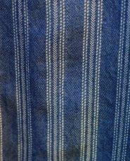 画像17: STRIPE JACQUARD CHAMBRAY PULLOVER SHIRTS (17)