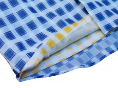 画像5: M A R N I   TRICK SHIRTS BLUECECK/YELLOW CHECK   CUMU0048Q0 (5)
