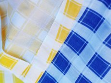 画像6: M A R N I   TRICK SHIRTS BLUECECK/YELLOW CHECK   CUMU0048Q0 (6)