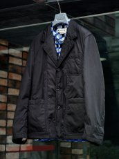 画像12: M A R N I  BLACK TAILORED JACKET     GUMU0019W0 (12)