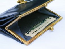 画像7: vasco×HOMEDICT ROYAL PURSE WALLET NAVY (7)