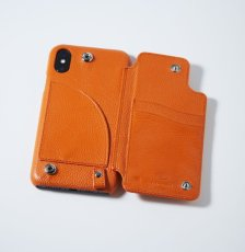 画像2: BIRTH Demiurvo i-PHONE CASE ORANGE (2)