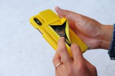 画像5: BIRTH Demiurvo i-PHONE CASE YELLOW (5)