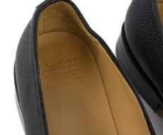 画像9: VARDE77 WESTERN LEATHER SLIP-ON BLACK (9)