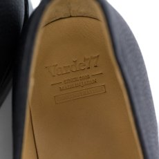 画像10: VARDE77 WESTERN LEATHER SLIP-ON BLACK (10)