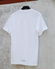 画像4: RAVEN MASSAGE T-SHIRTS -USA made- WHITE (4)