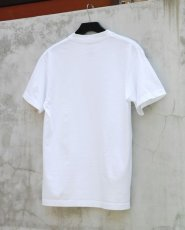画像3: SHORT SLEEVE T-SHIRTS -USA made- WHITE (3)