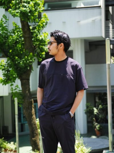 画像2: PHABLIC×DYCTEAM  DOUBLE POCKET T-SHIRTS