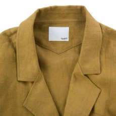 画像2: VARDE77 NONCONVENTIONAL JACKET MUSTARD BROWN (2)
