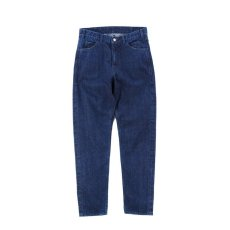 画像1: VARDE77 PARE AWAY STANDARD SLIM DENIM PANTS BLUE BIOWASH (1)