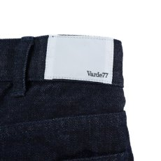画像6: VARDE77 PARE AWAY STANDARD SLIM DENIM PANTS BLUE ONEWASH (6)
